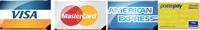 logo delle carte di credito